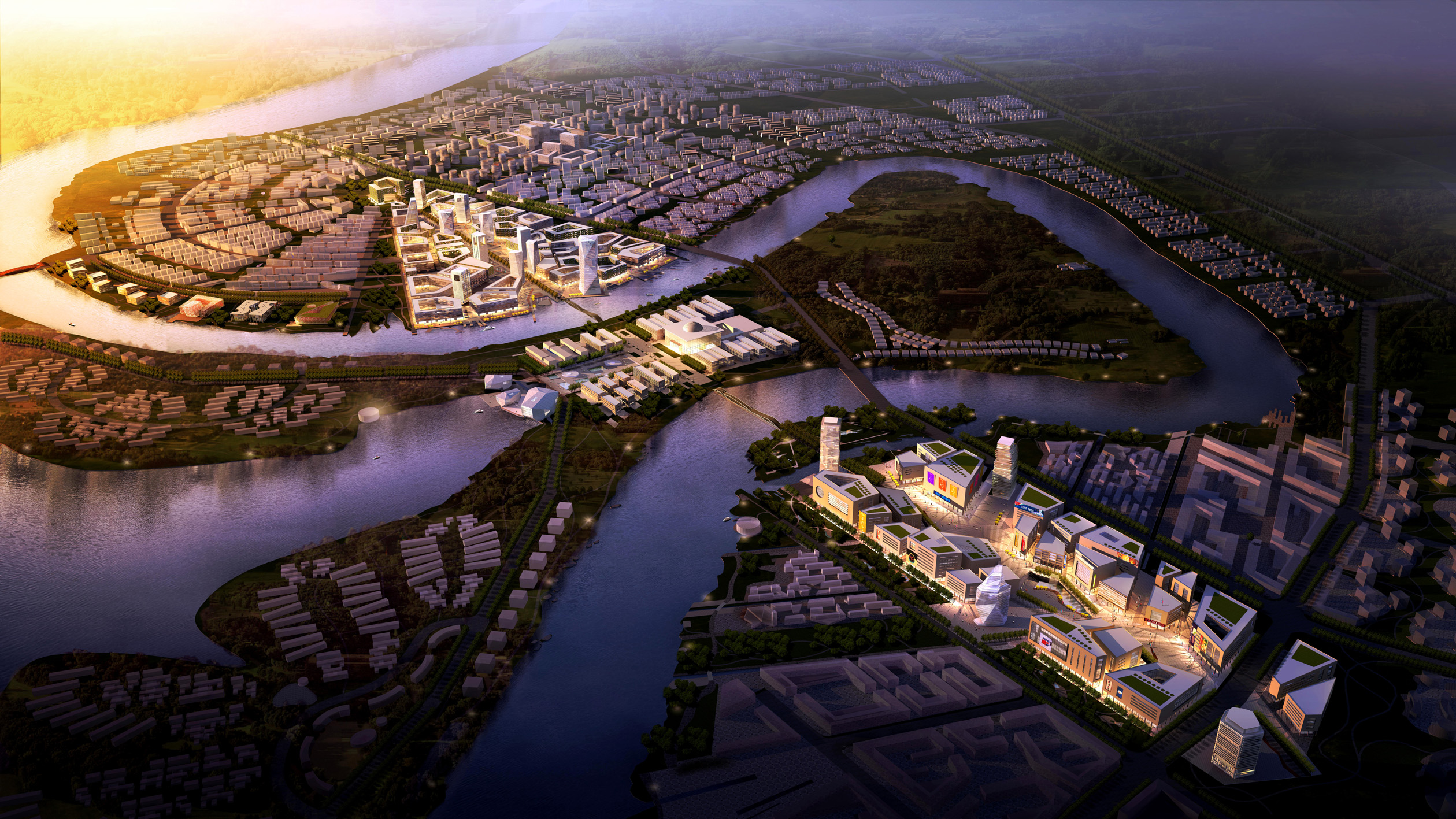 Tianjin Eco City