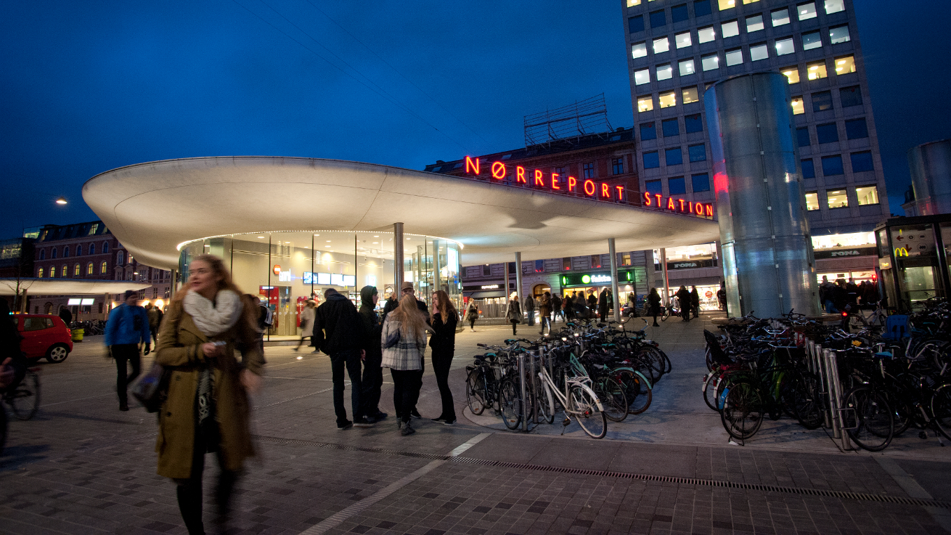 Norreport Station, Kopenhagen