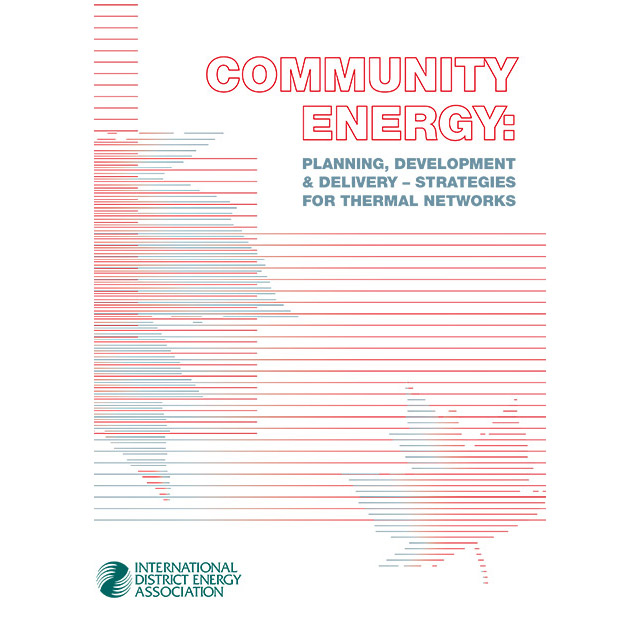 Front page of Community Energy Guide (Canada)