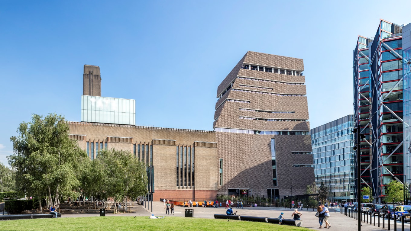 Tate Modern, London, UK