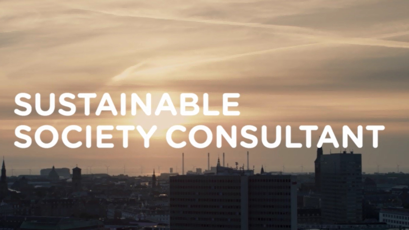 Corporate Video: Sustainable Society Consultant
